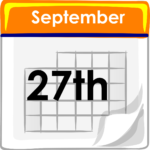 calendar 27
