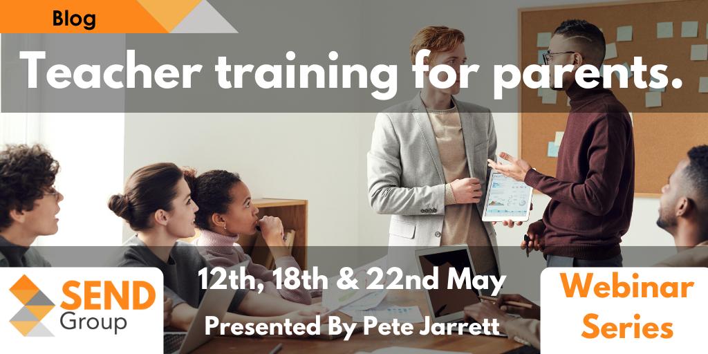Teacher Training for Parents